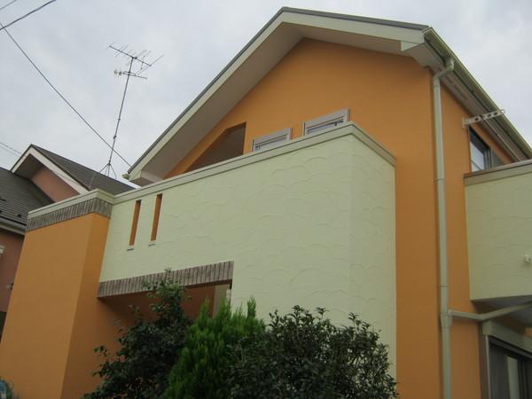 横浜市泉区 Y様邸 屋根・外壁塗装