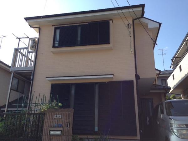 横浜市泉区H様邸<外壁・屋根塗装>