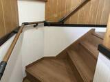 安全な階段に