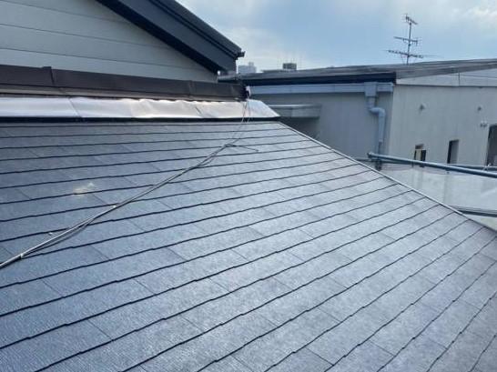 大阪市城東区 屋根葺替え工事