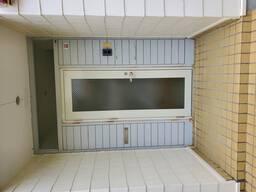 『0歳~2歳児用の保育園改修工事』玄関扉と手すり編