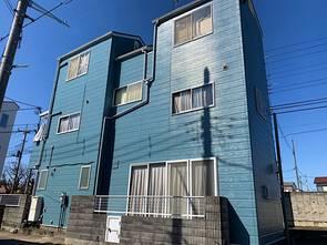 【外壁塗装】カリフォルニアスタイル