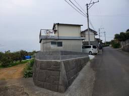 『畑(休眠地)からコンクリート駐車場編』