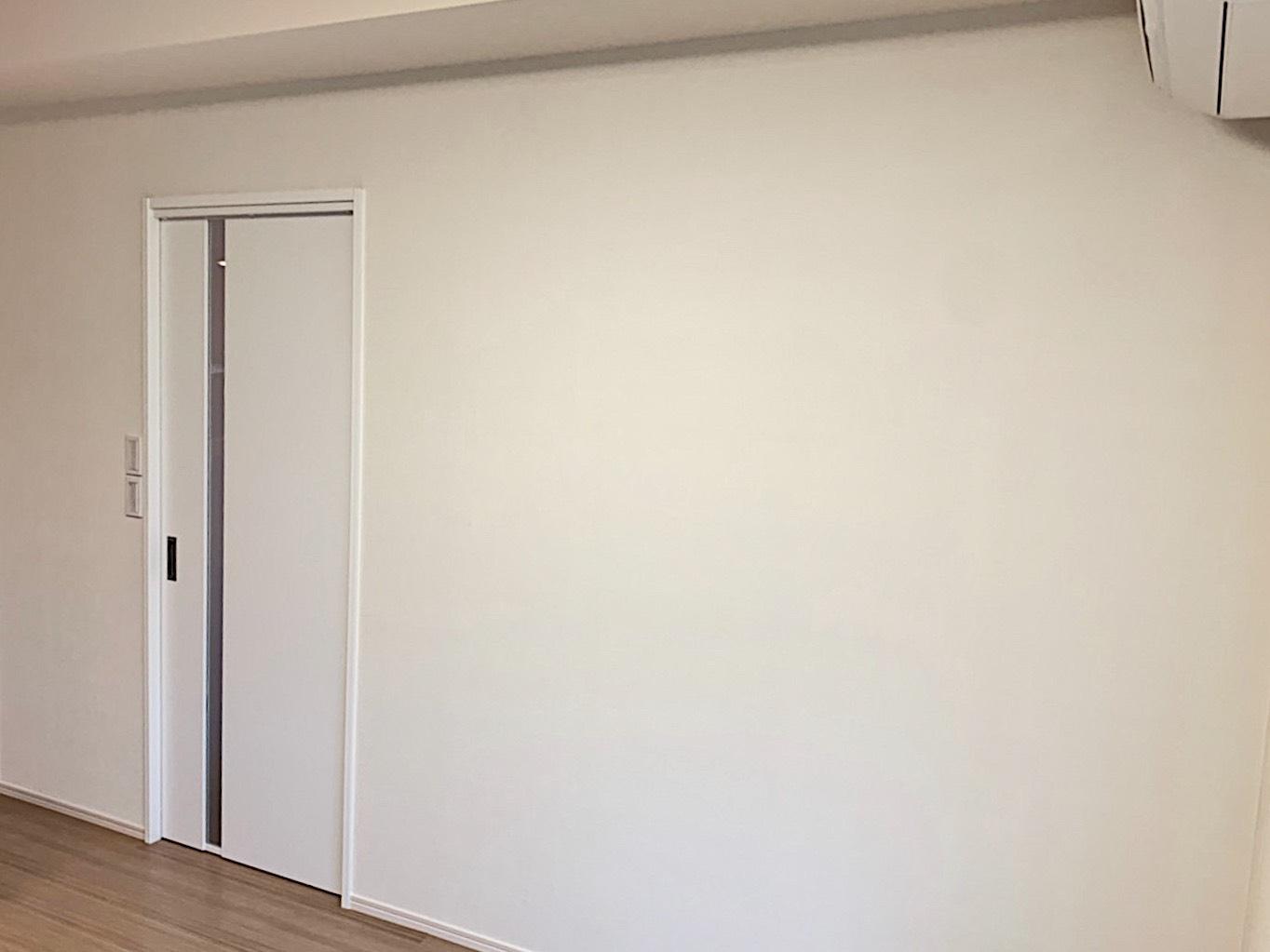 【内装リフォーム】間仕切り壁、建具設置