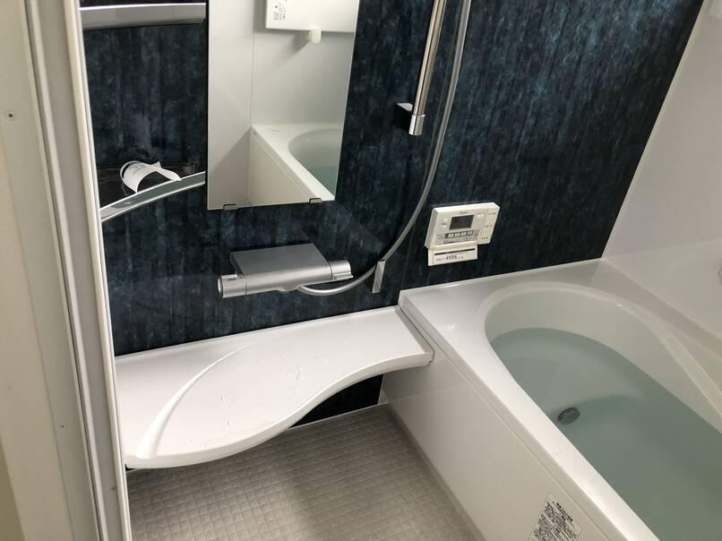枚方市 浴室改修工事