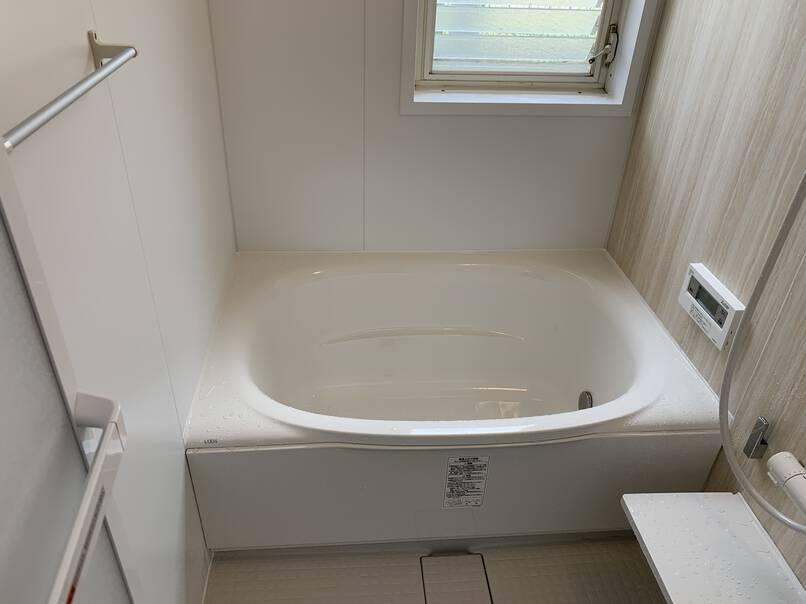 岸和田市 浴室改修工事