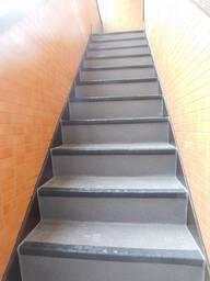 マンション共用外階段・外廊下の床改修工事