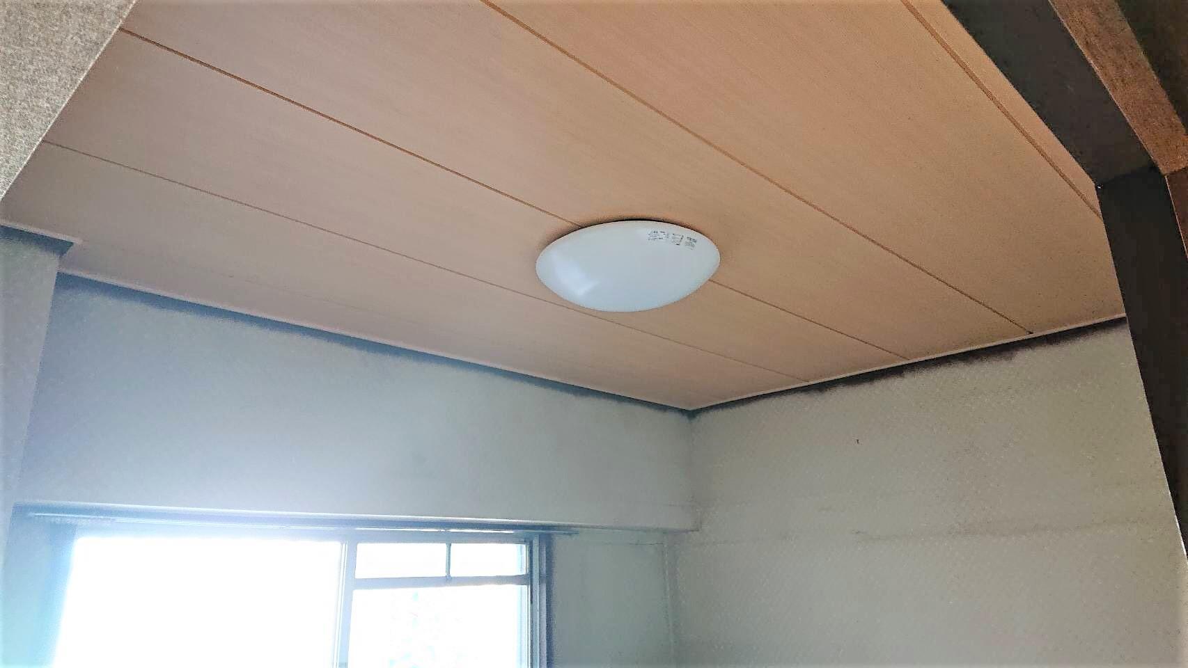 床、天井、クロス張り替え・クローゼット造作リフォーム♪