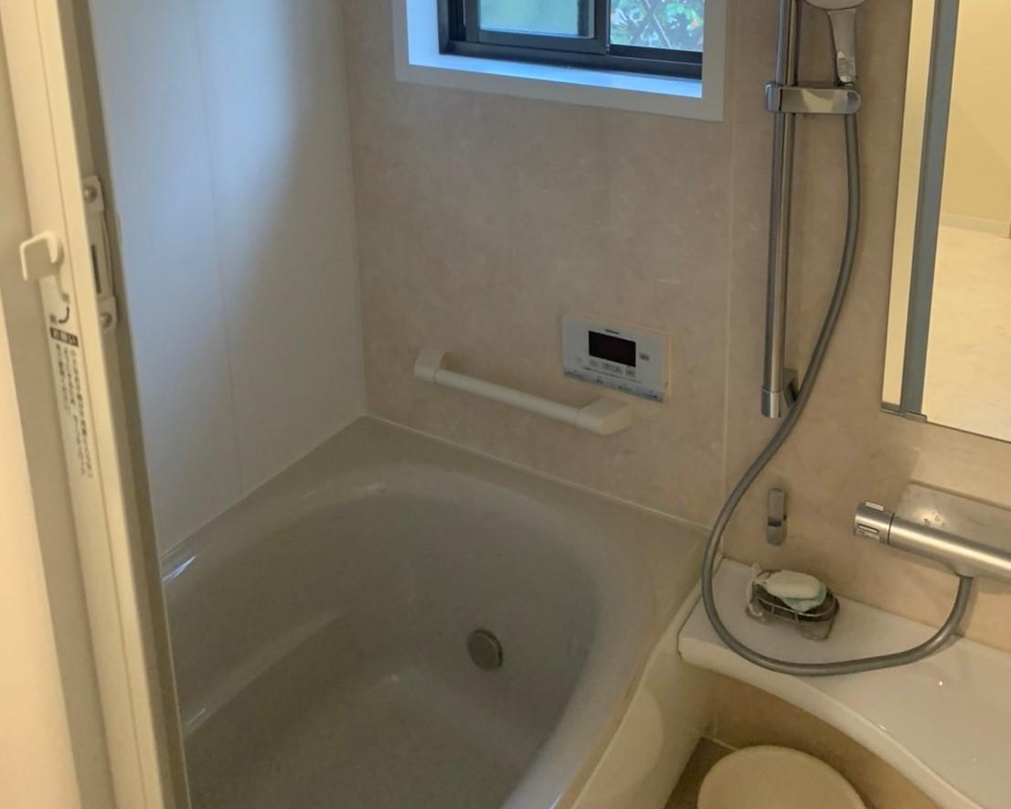 相楽郡精華町 浴室改修工事