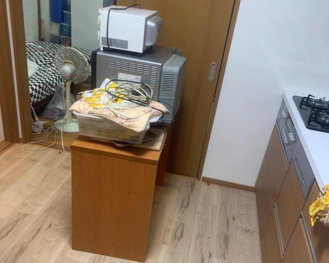 大阪市港区 キッチン改修工事