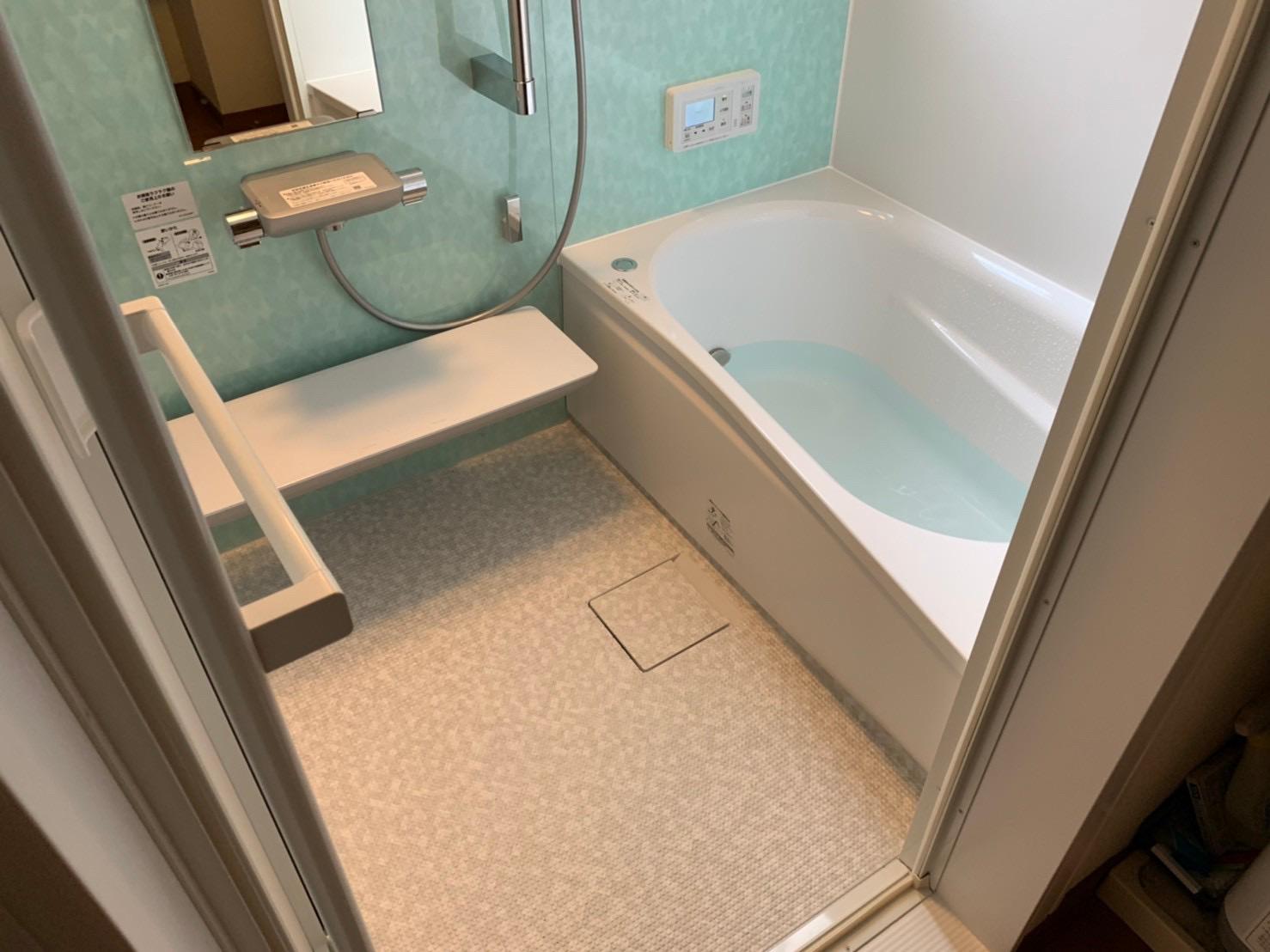 堺市北区 浴室改修工事