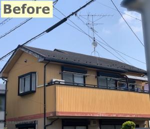 お気に入りで、思い通りの、外壁と屋根のカラーになりました!