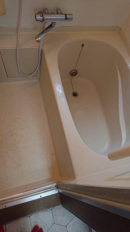 羽曳野市 浴室改修工事