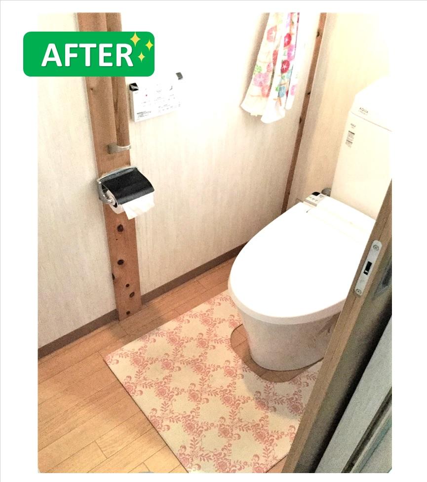 トイレ・システムバスリフォーム工事♪