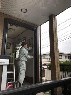 『 玄関は家の顔です (*^-^*) 』
