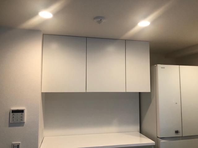 Panasonic・キッチン吊戸棚