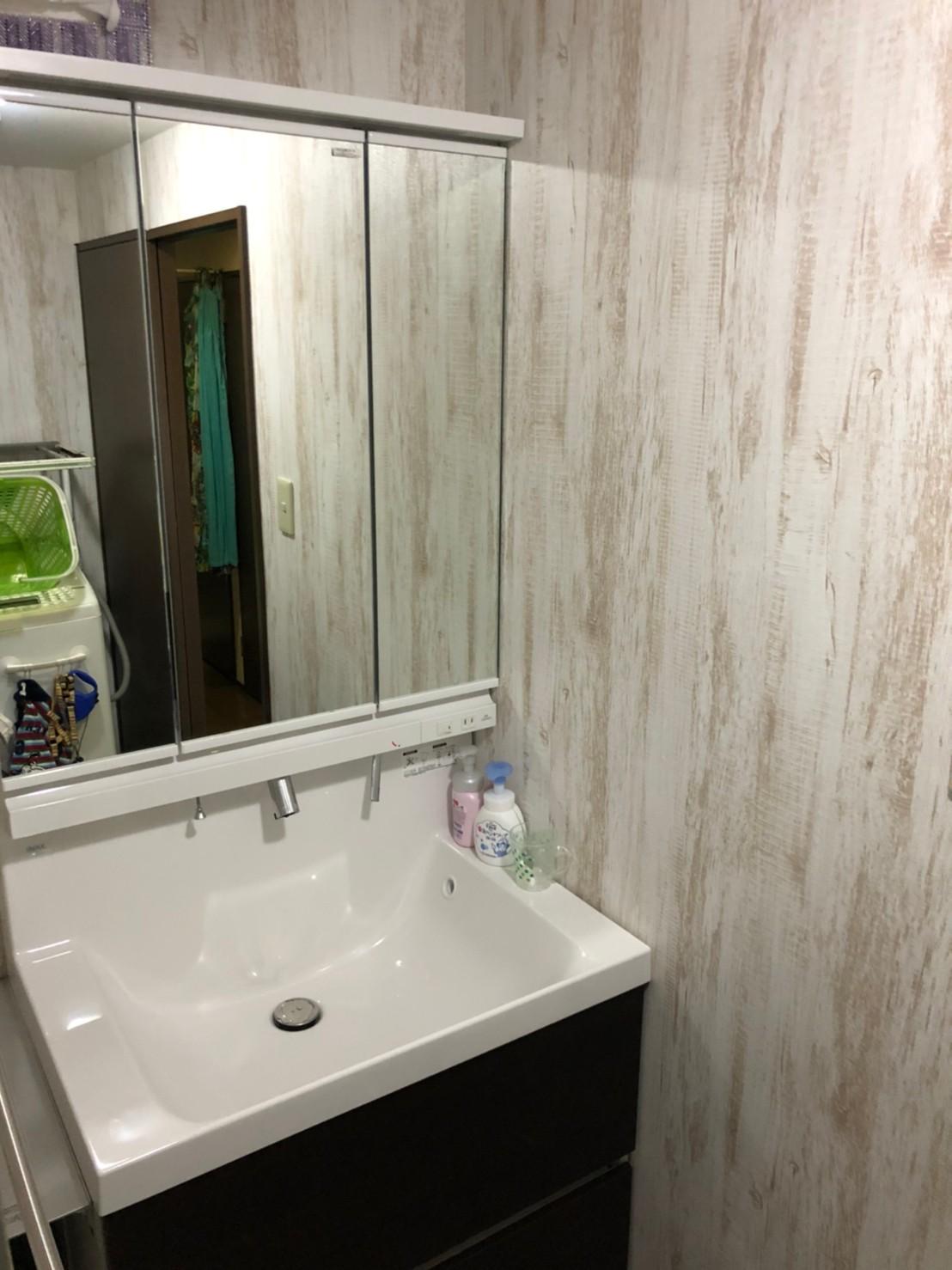 船橋市 洗面所と和室のリフォーム