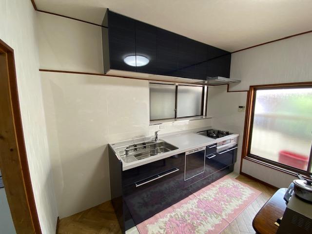 大阪市旭区 キッチン改修工事