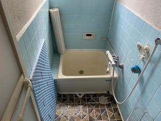 尼崎市 浴室改修工事