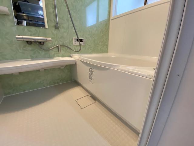 四条畷市 浴室改修工事