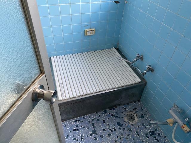 伊丹市 浴室改修工事