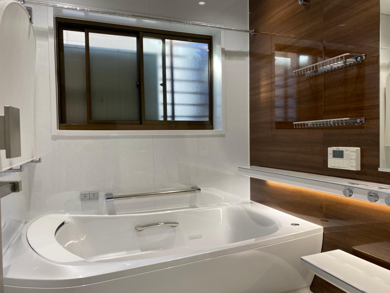 東大阪市 浴室改修工事