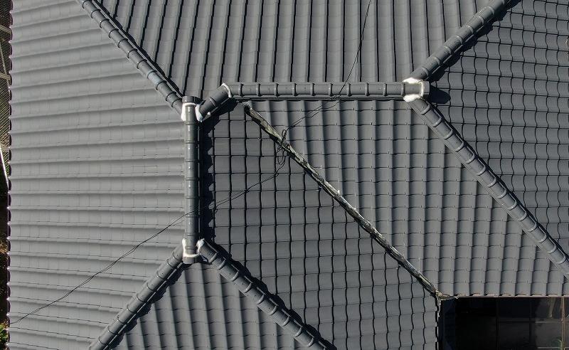 雨漏りにお悩み 屋根葺き替え工事事例