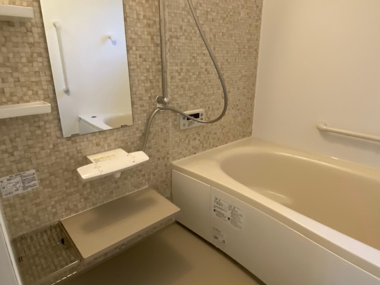 長岡京市 浴室改修工事