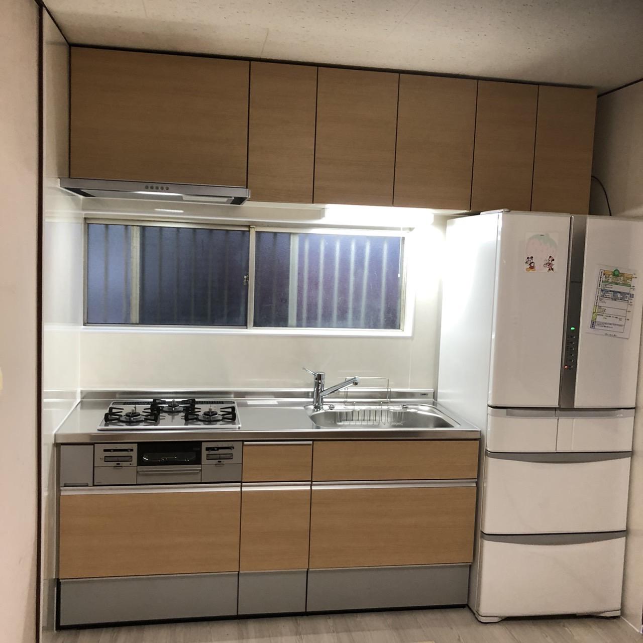 和泉市 キッチン改修工事