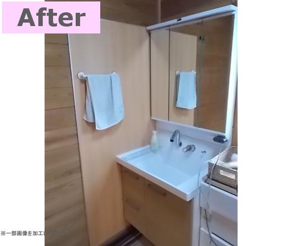 浴室暖房&二重窓で、寒かったお風呂がとても暖かくなりました!
