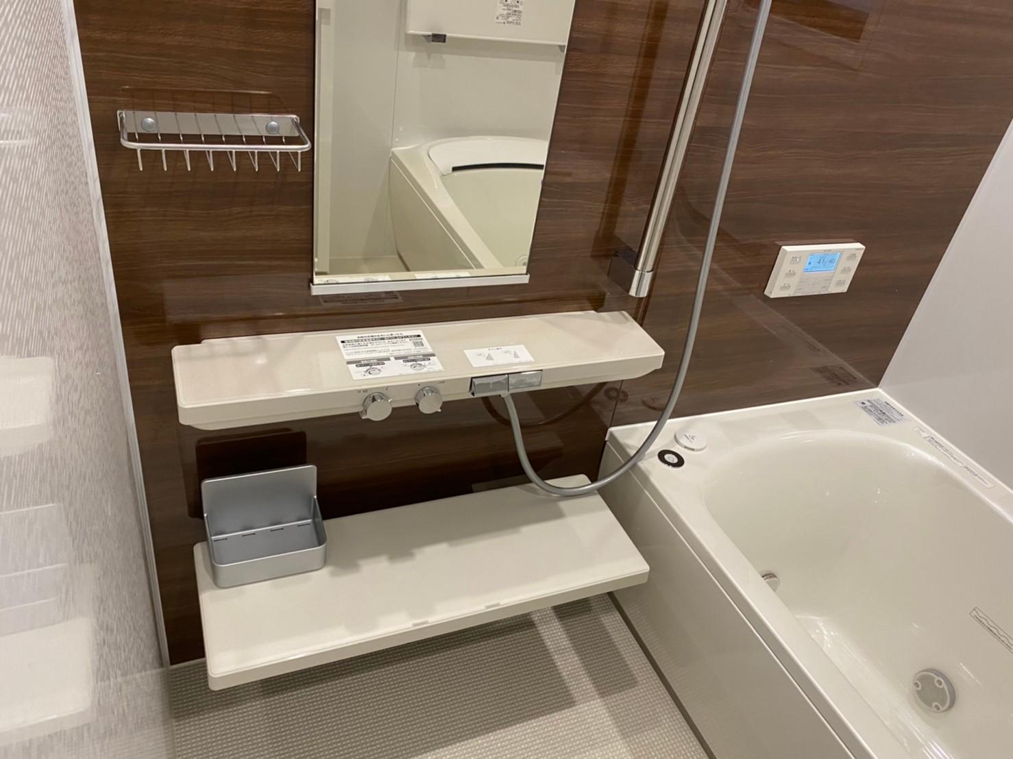 奈良市 浴室改修工事