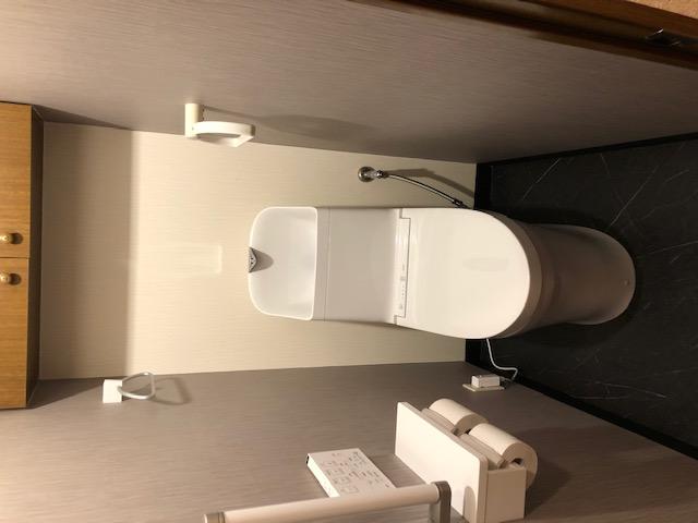 一体型トイレにリフォーム