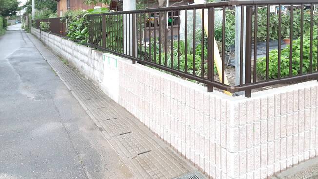 外構フェンス工事