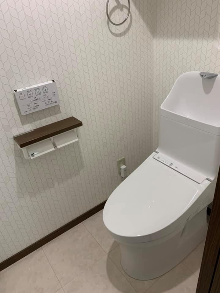 マンション トイレ工事
