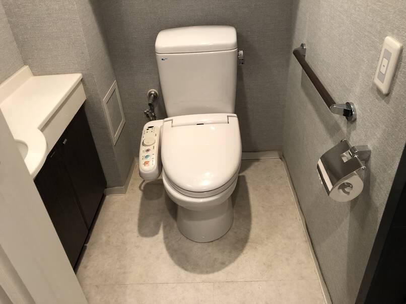 タンクレストイレで高級感のあるトイレへ