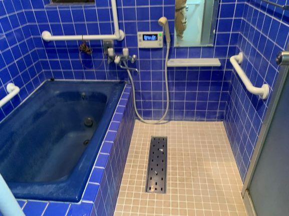 八尾市 浴室改修工事