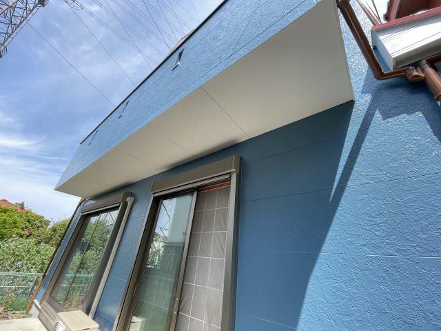 超低汚染塗料で塗り替えリフォーム