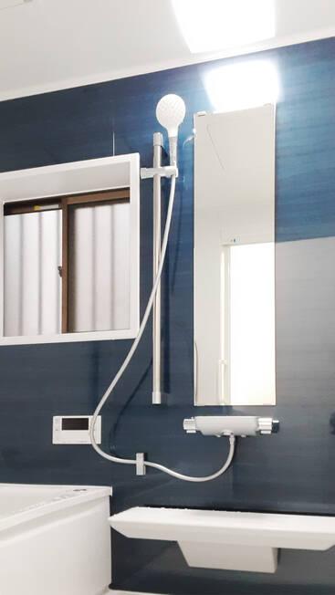 浴室脱衣室改修工事