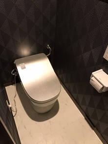 トイレをリラックス出来る和モダンな空間に!