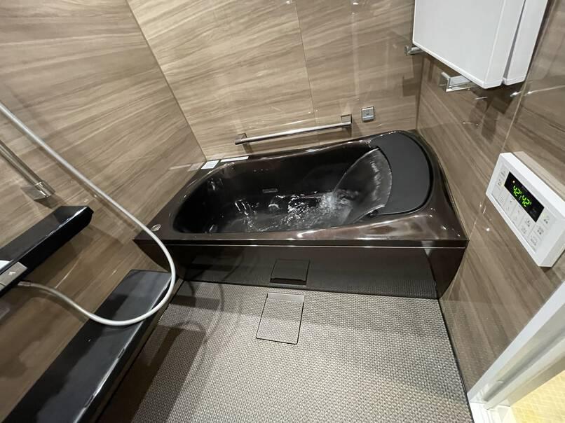 【浴室】〜安らぎ空間〜
