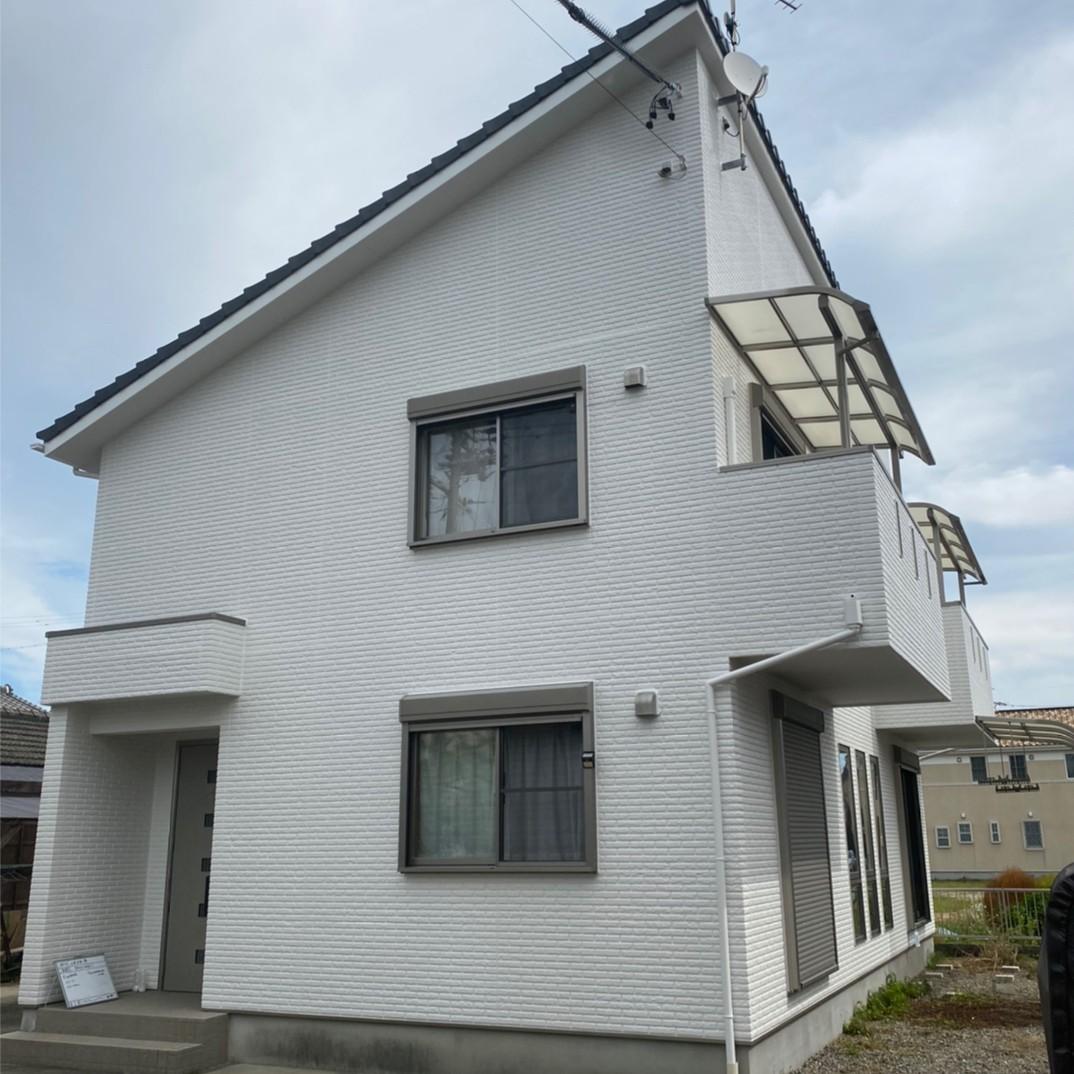 ☆愛知県一宮市A様邸☆外壁塗装工事