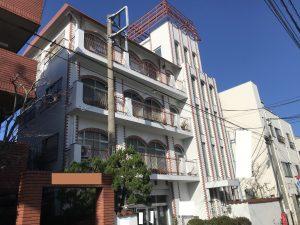 外壁は適切な施工で補修・外壁モルタルはエポキシ樹脂注入