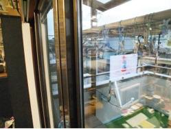 窓を2重に施工し断熱・防音対策バッチリ!