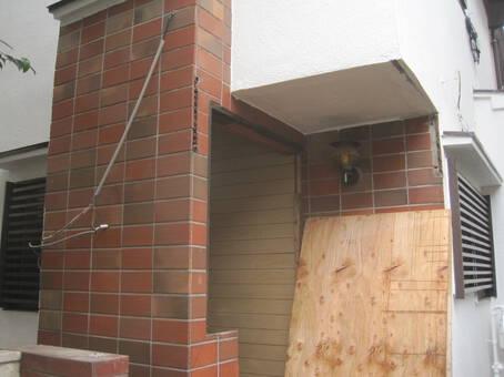 中古戸建物件の改修工事