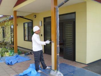 木部塗装工事一式