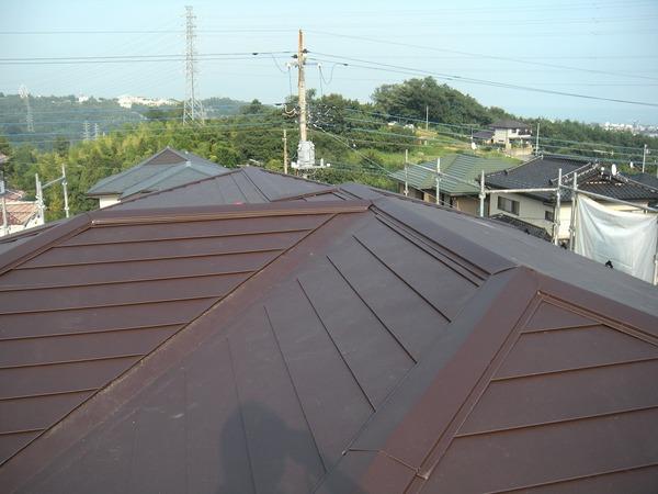 カバー工法で耐震屋根へ