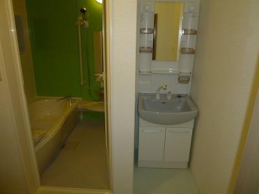 浴室、洗面所工事