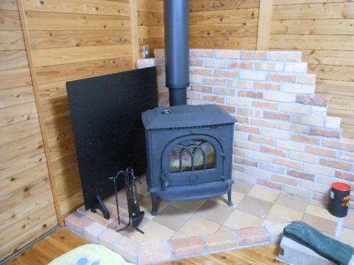 暖炉設置用リフォーム工事