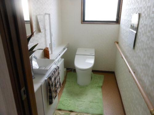 トイレ等改修工事