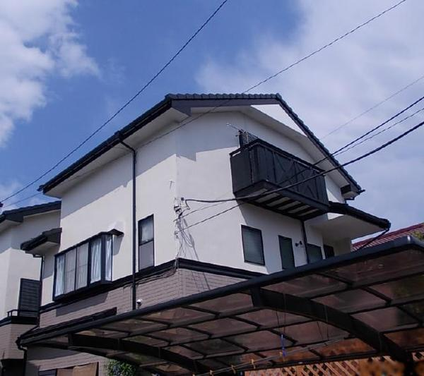 防水仕様で高耐久住宅へ